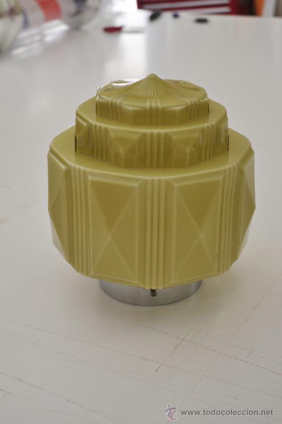 Vintage: PRECIOSA LAMPARA DE TECHO VINTAGE RETRO / 60 70 80 - Foto 5 - 36756868