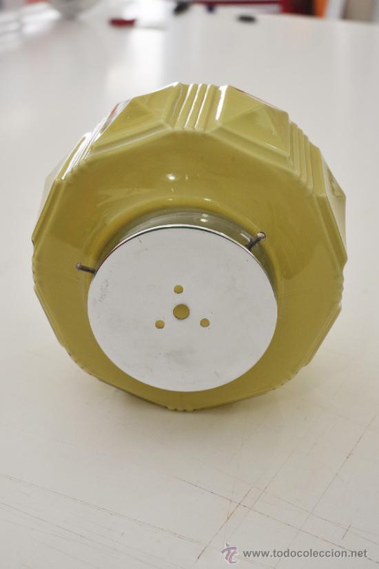 Vintage: PRECIOSA LAMPARA DE TECHO VINTAGE RETRO / 60 70 80 - Foto 4 - 36756868