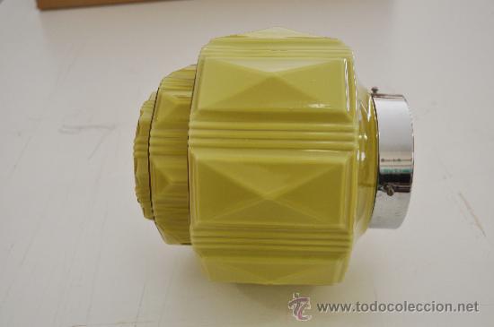 Vintage: PRECIOSA LAMPARA DE TECHO VINTAGE RETRO / 60 70 80 - Foto 3 - 36756868