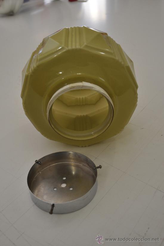 Vintage: PRECIOSA LAMPARA DE TECHO VINTAGE RETRO / 60 70 80 - Foto 2 - 36756868