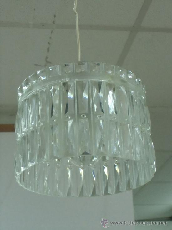 Vintage: lámpara de techo años 60-70 - Foto 2 - 36840708