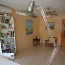 Vintage: EXCEPCIONAL LAMPARA FLEXO FASE MODELO FARO AÑOS 70. SPACE AGE-RETRO-VINTAGE. Lote 38371168
