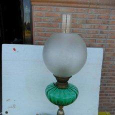 Vintage: LAMPARA CANDIL SOBREMESA. Lote 38599537