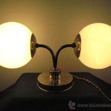 Vintage: ANTIGUA LAMPARA VINTAGE ART DECO DE SOBREMESA. Lote 39101840