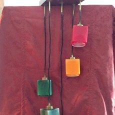 Vintage: PRECIOSA LAMPARA VINTAGE AÑOS 50 AUTENTICA JOYA. Lote 44766477