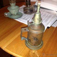 Vintage: LAMPARA O QUEMADOR ,NO SE LO QUE ES , MIRAR FOTOS. Lote 40005648