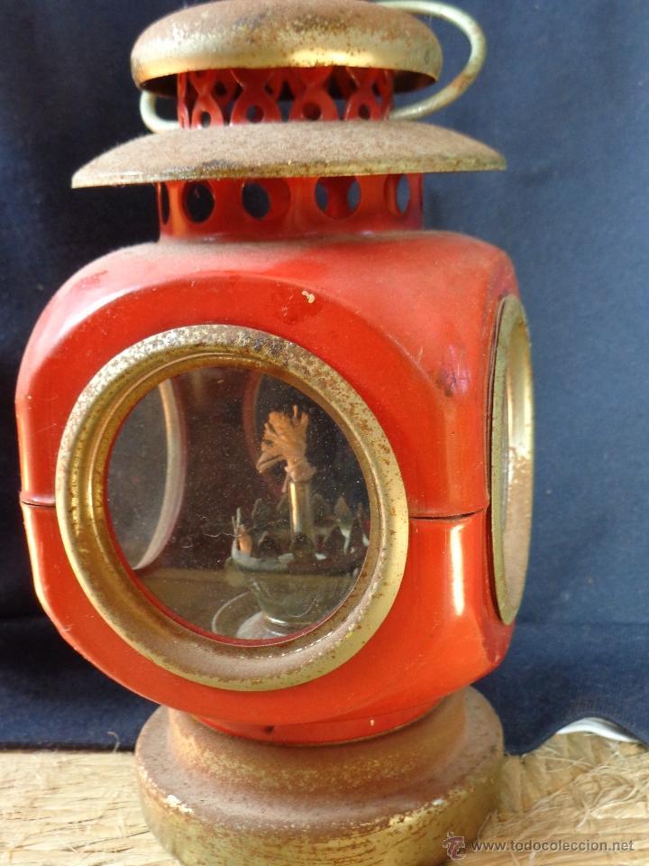 Vintage: PRECIOSO FAROLILLO VINTAGE DECORACIÓN - Foto 6 - 40110070