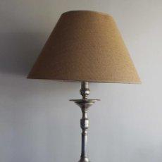 Vintage: LAMPARA ALPACA. Lote 40576437