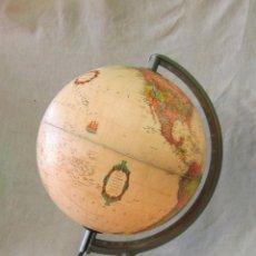 Vintage: LAMPARA CON GLOBO TERRAQUEO. Lote 42188842