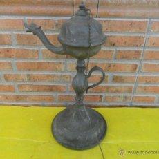 Vintage: LAMPARILLA DE ESTAÑO. Lote 42302964
