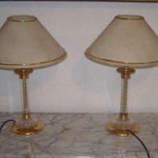 Vintage: LAMPARAS MESITA DE NOCHE. Lote 42448447