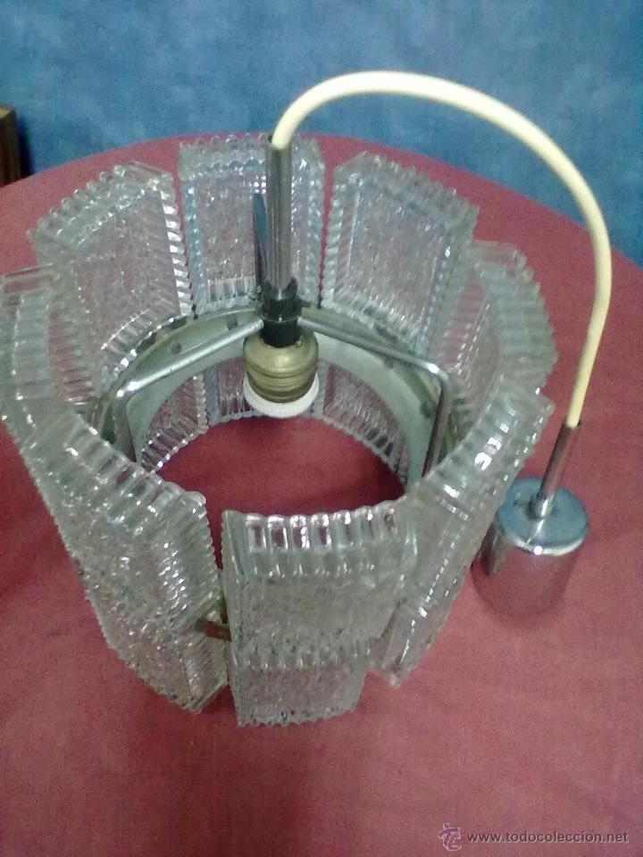 Vintage: LAMPARA FAROL VINTAGE - Foto 3 - 42522593