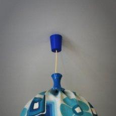 Vintage: LAMPARA ESTILO POP. Lote 42549323