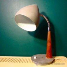 Vintage: LAMPARA DE MESA FLEXO VINTAGE AÑOS 50 RETRO. Lote 43234627