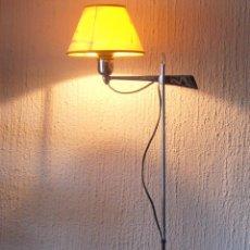 Vintage: LAMPARA DE HIERRO EN FORMA DE PIOLET. Lote 43359981