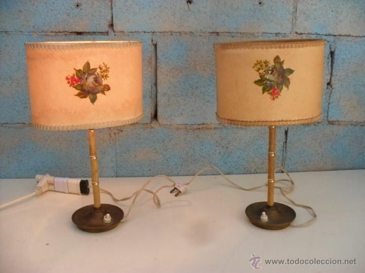 Preciosas lamparas mesilla noche antiugas a os comprar - Lamparas anos 20 ...
