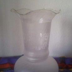 Vintage: TULIPA QUINQUE PARA LAMPARA. Lote 43401217