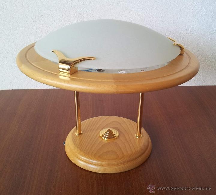 LAMPARA TECHO TIPO PLAFON (Vintage - Lámparas, Apliques, Candelabros y Faroles)