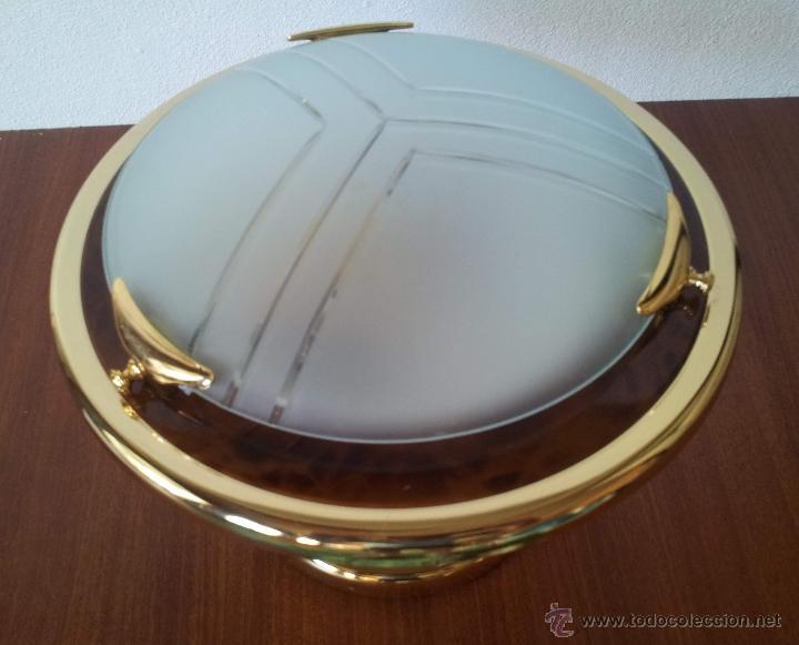 Vintage: LAMPARA TECHO TIPO PLAFON - Foto 4 - 43508559