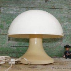 Vintage: LAMPARA VINTAGE SETA SPACE AGE POP AÑOS 60 VALENCIA. Lote 43592381