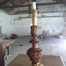 Vintage: LAMPARA POLICROMADA . Lote 43926477
