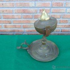 Vintage: LAMPARILLA DE ACEITE. Lote 44469305