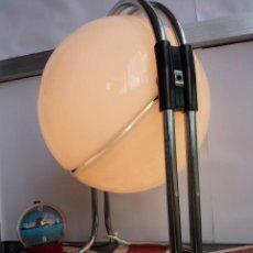 Vintage: LAMPARA SOBREMESA METALARTE VINTAGE ORIGINAL. Lote 44850527