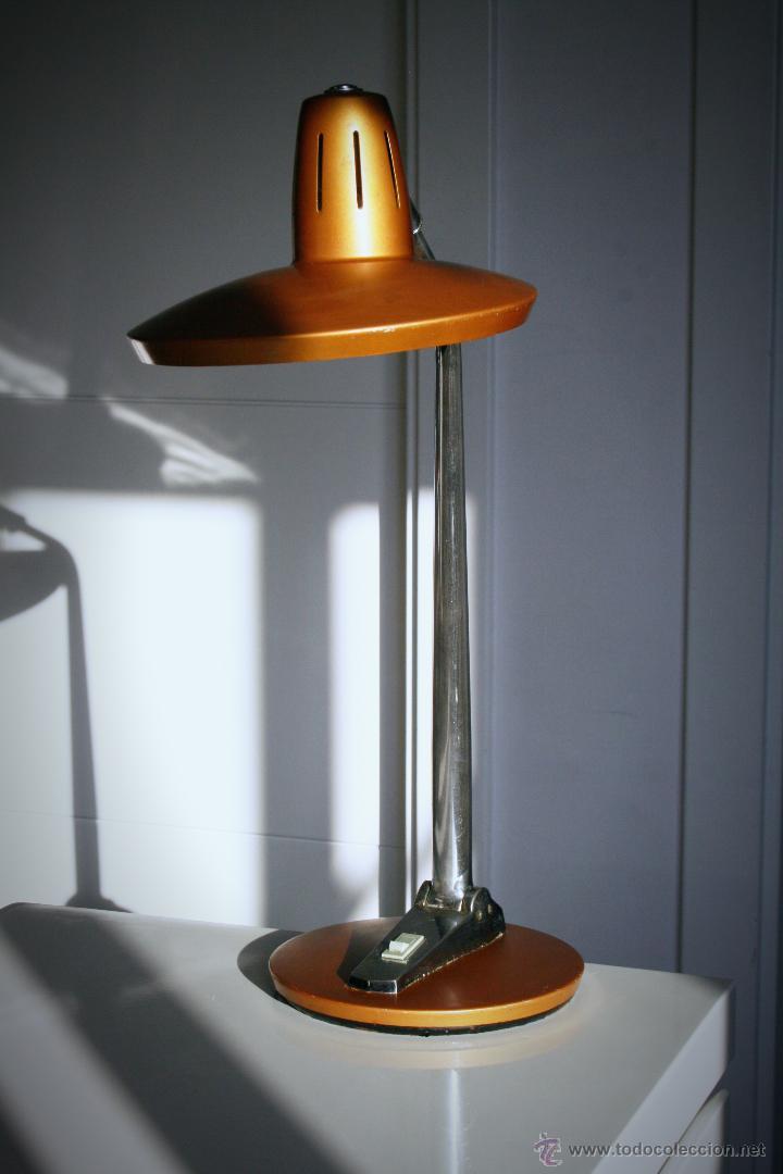 LAMPARA FASE, TRANSPORTE GRATIS COMUNIDAD DE MADRID. (Vintage - Lámparas, Apliques, Candelabros y Faroles)