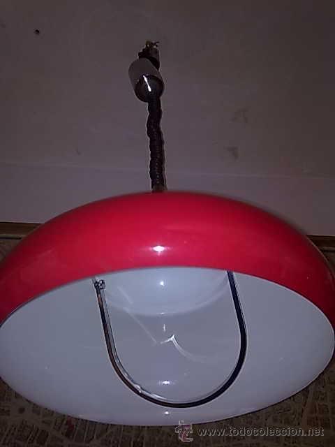 Vintage: Lámpara de suspensión, Italia Fratelli Gianelli - Foto 2 - 45200587