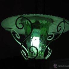 Vintage - lampara, farolillo,años 50, vintage, retro - 45202304
