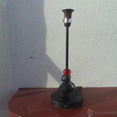Vintage: PIE DE LAMPARA DE SOBREMESA MODERNA. Lote 45533268