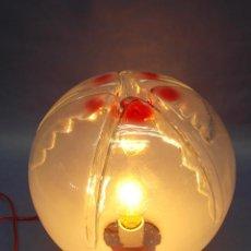 Vintage: LAMPARA DE SOBREMESA, AÑOS 70, VINTAGE. Lote 45853236