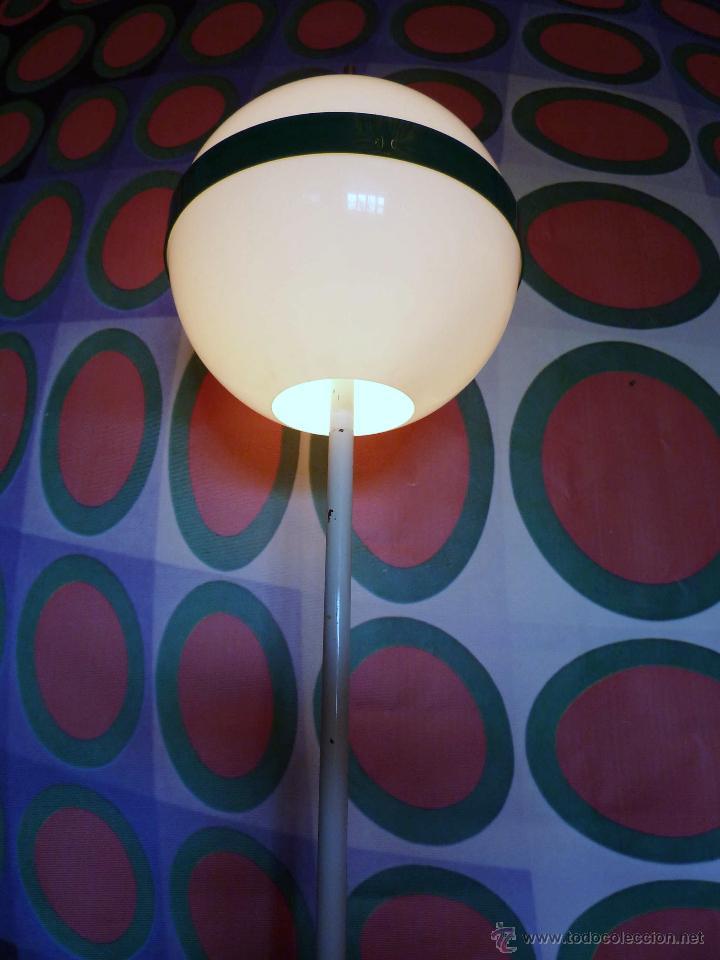 Vintage: LAMPARA PIE ORIGINAL AÑOS 70 ESTILO VINTAGE-TRAMO - Foto 3 - 46113035