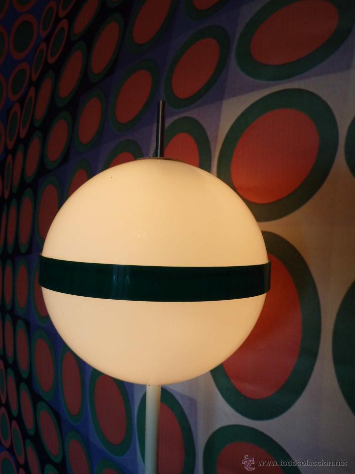 Vintage: LAMPARA PIE ORIGINAL AÑOS 70 ESTILO VINTAGE-TRAMO - Foto 4 - 46113035