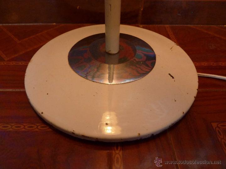 Vintage: LAMPARA PIE ORIGINAL AÑOS 70 ESTILO VINTAGE-TRAMO - Foto 8 - 46113035