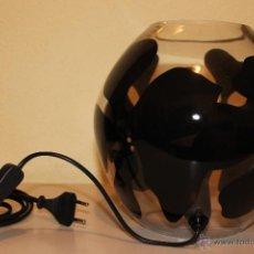 Vintage: LAMPARA DE MESA EN CRISTAL. Lote 46123740