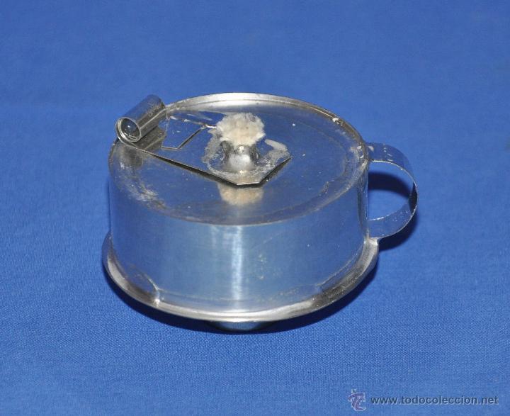 Vintage: Farol de hojalata artesanal pequeño. - Foto 4 - 46300549