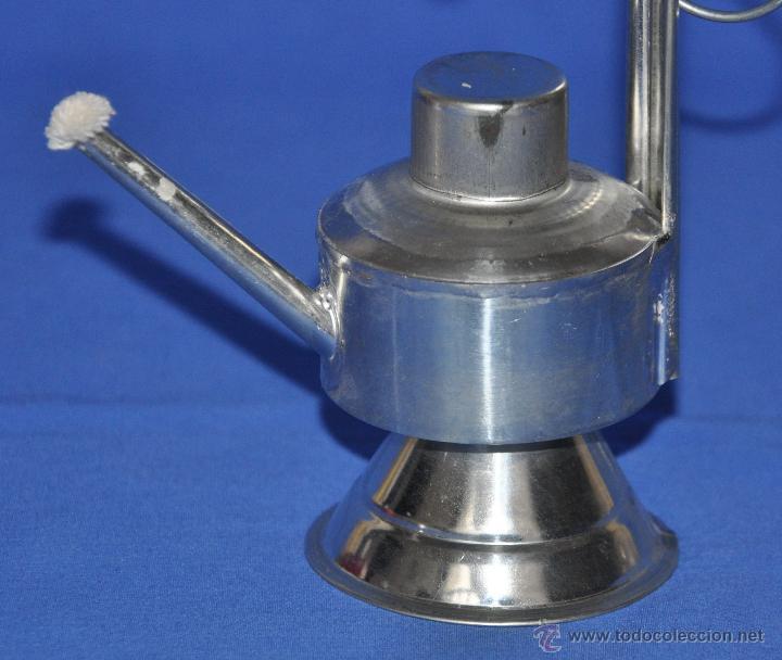 Vintage: Candil de hojalata artesanal. - Foto 7 - 46300913