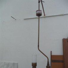Vintage: LAMPARA CANDIL METAL. Lote 46362234