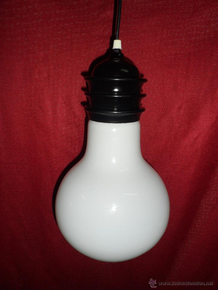 Lampara dise o bulb art forma de bombilla vinta comprar - Lamparas y apliques ...
