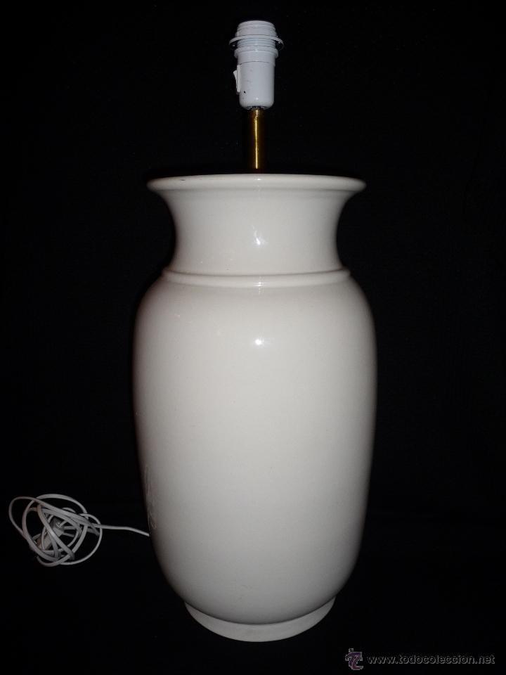 Vintage: LAMPARA DE PORCELANA - Foto 2 - 46437466