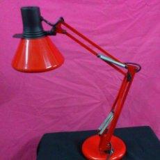 Vintage: LAMPARA FASE ROJA.. .. Lote 46466780