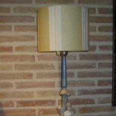 Vintage: LAMPARA DE PORCELANA SELLO.VILLAMARCHANTE VALENCIA.. Lote 46517851