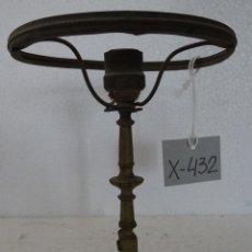Vintage: LÁMPARA DE BRONCE - XXX 432. Lote 42997463