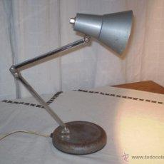 Vintage: ANTIGUA LAMPARA FLEXO ACAPRI.MADE IN SPAIN.RETRO VINTAGE INDUSTRIAL.AÑOS 60.70. Lote 46882487