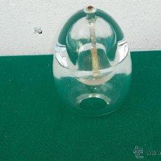 Vintage: PEQUEÑA LAMPARILLA DE CRISTAL. Lote 47305058