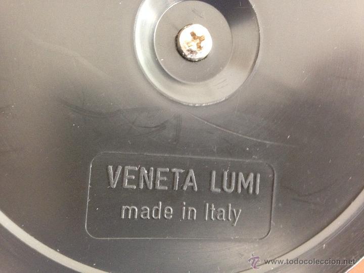 Vintage: BONITA LÁMPARA DE MESA VENETA LUMI. ITALY. AÑOS 80 - Foto 3 - 47434526