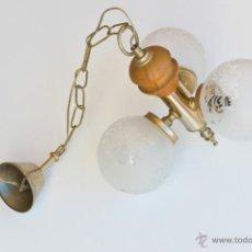 Vintage: LAMPARA AÑOS 70. Lote 47442644