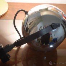 Vintage: ANTIGUA LAMPARA O FOCO EYE BALL RETRO VINTAGE INDUSTRIAL MARCA TROLL.AÑOS 60,70.TAMAÑO GRANDE.. Lote 47512518