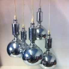 Vintage - lampara vintage space age - 47599906